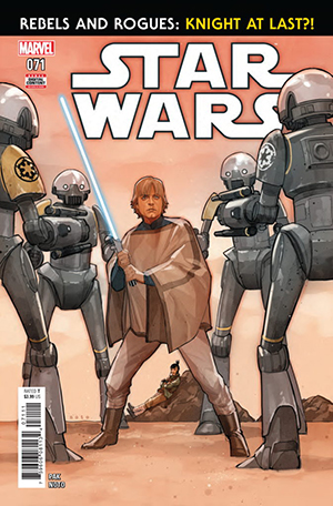 Cover zu Star Wars #71