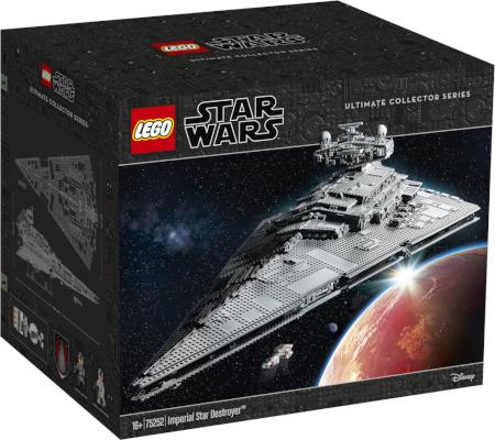 Imperialer Sternenzerstörer - Verpackung