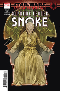 Cover zu Age of Resistance: Supreme Leader Snoke #1