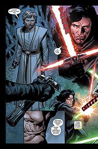Vorschauseiten zu Age of Resistance: Supreme Leader Snoke #1