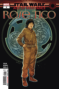 Cover zu Age of Resistance: Rose Tico #1