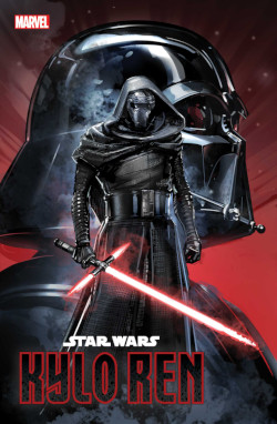 The Rise of Kylo Ren #1 - Cover