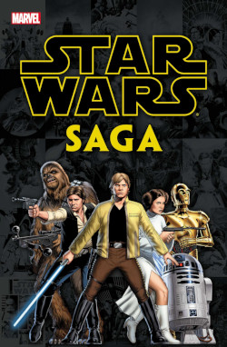Star Wars Saga #1 - Cover