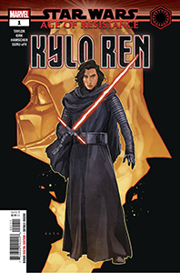 Cover zu Age of Resistance: Kylo Ren #1