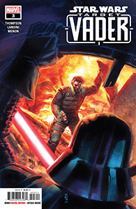 Cover zu Target Vader #3: The Trap