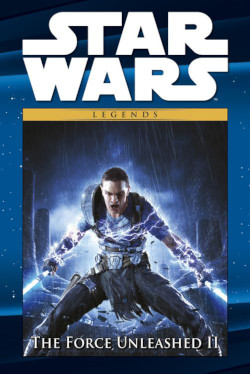 The Force Unleashed II - Cover