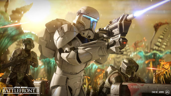 Star Wars Battlefront II: Clone Commando