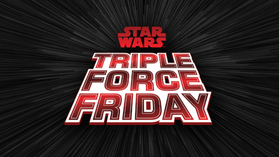 Triple Force Friday - Logo