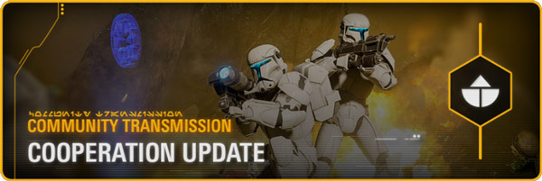 Star Wars Battlefront II: Cooperation Update