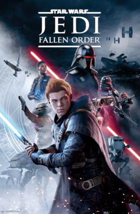 Jedi: Fallen Order - Poster