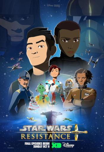 Der Aufstieg Skywalkers - Poster