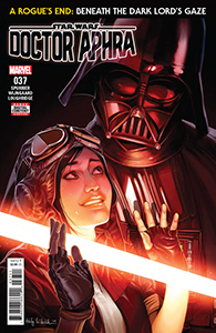 Cover zu Doctor Aphra #36