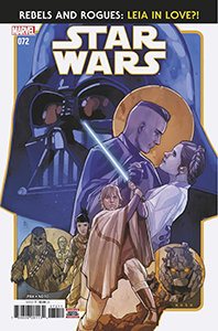 Cover zu Star Wars #72