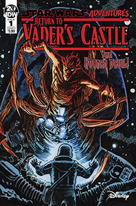 Cover zu  Return to Vader's Castle #1/></a>