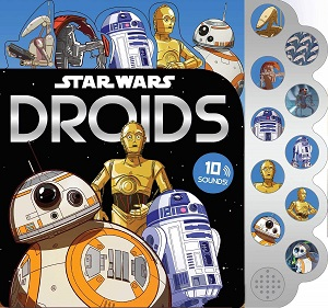10-Button Sounds: Droids