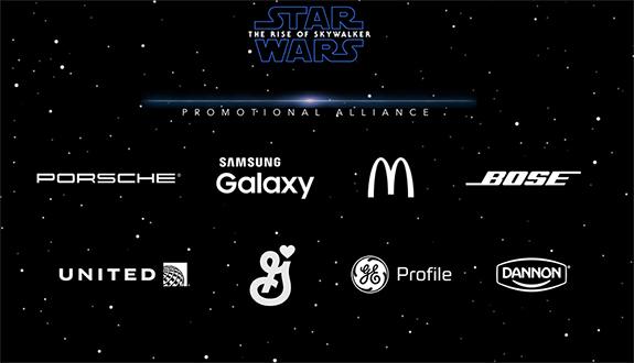 Star Wars: The Rise of Skywalker – Promotioner