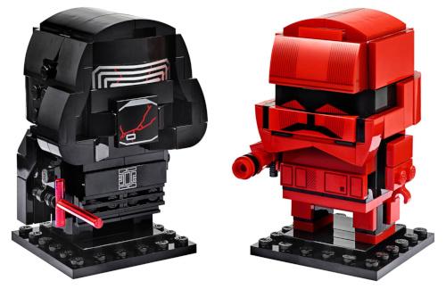Kylo Ren und Sith Trooper