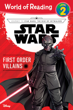 First Order Villains - Cover