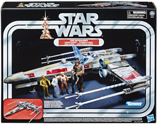 Luke Skywalker's X-Wing
