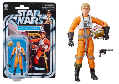 Luke Skywalker (X-Wing Pilot)