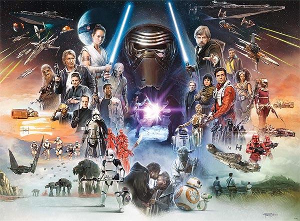 Brian Rood: Star Wars Sequel-Trilogie