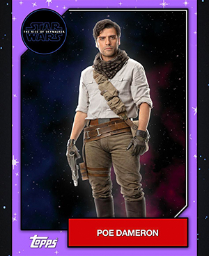 Topps Cards: Episode IX