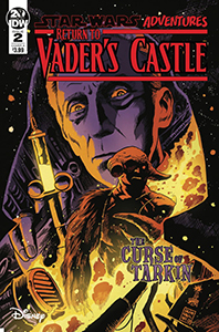 Cover zu  Return to Vader's Castle #2