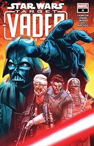 Cover zu Target Vader #4