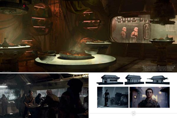 Star Wars Jedi: Fallen Order Artbook