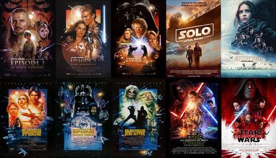 Alle dt. Filmplakate