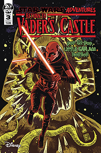 Cover zu Return to Vader's Castle #3