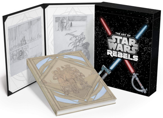 The Art of Star Wars Rebels: Limited Edition