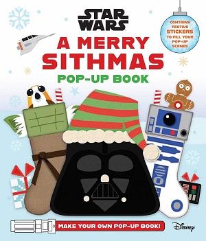 Merry Sithmas Pop-up Book