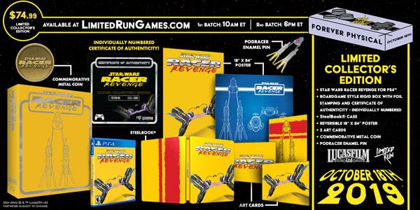 Racer Revenge Premium-Edition