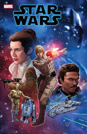 Star Wars #1 - Cover