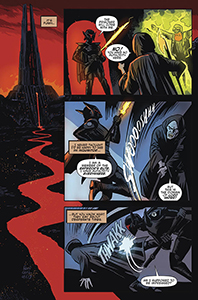 Vorschauseiten zu Star Wars Adventures: Return to Vader's Castle  #5