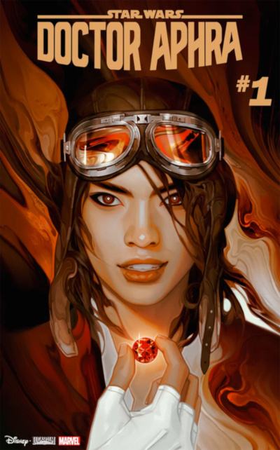 Doctor Aphra #1 - Cover