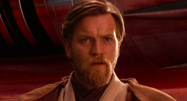 Ewan McGregor als Obi-Wan Kenobi in Star Wars: Die Rache der Sith