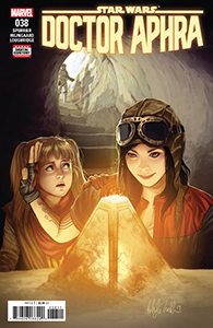 Cover zu Doctor Aphra #38
