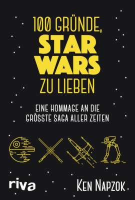 100 Gründe, Star Wars zu lieben - Cover