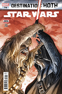 Cover zu Star Wars #74