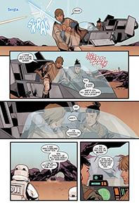 Vorschauseiten zu Star Wars #74
