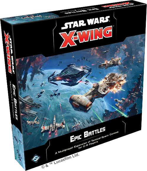 Star Wars: X-Wing - Epic Battles
