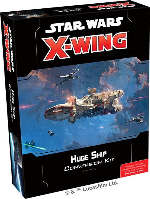 Star Wars: X-Wing - Huge Ships Conversion Kit