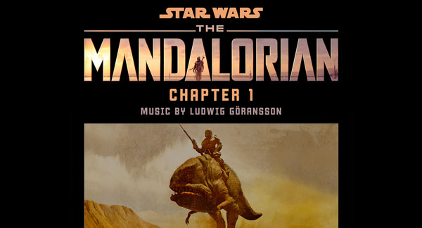Soundtrack: The Mandalorian - Chapter 1