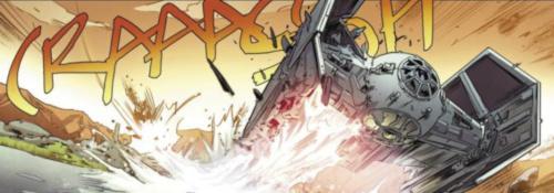Vader: Dunkle Visionen -  Ausschnitt