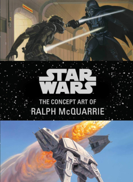 The Concept Art of Ralph McQuarrie - Cover
