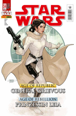 Star Wars #54 - Kioskcover