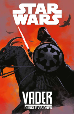 Vader: Dunkle Visionen - Softcover