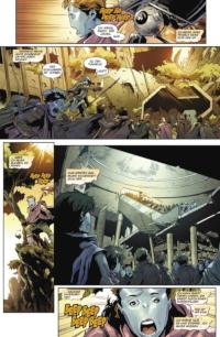 Vader: Dunkle Visionen - Vorschau Seite 1